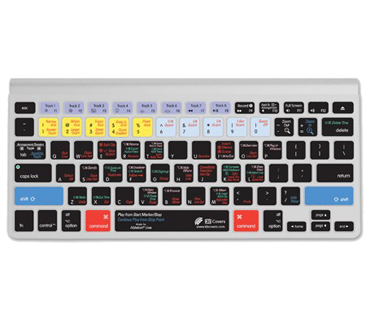 magma ableton live keyboard cover voor wireless apple keyboard digital dj live accessories. Black Bedroom Furniture Sets. Home Design Ideas